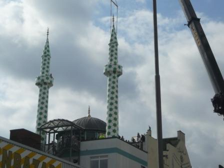 minare takildi