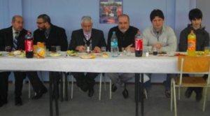 ATİB'İN İNSANİ YARDIM  ÇALIŞMALARI BELÇİKA'DA ANLATILDI