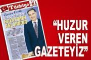 huzur veren gazete turkiye