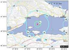 marmarada deprem harita