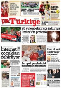 turkiye 27.08.12 avrupa baskisi