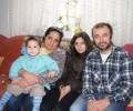 ceyda ozbas ve ailesi
