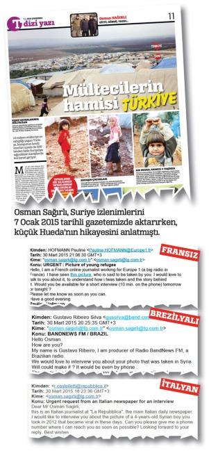 turkiye gazetesi osman sağırlı dizi yazisi
