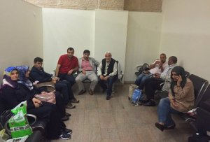turk-gazeteciler-israilde-alikonuldu